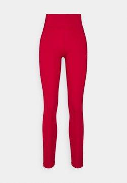 Tommy Hilfiger - LEGGING - Tights - red