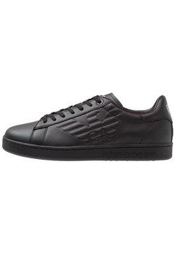 EA7 Emporio Armani - Sneakers laag - triple black