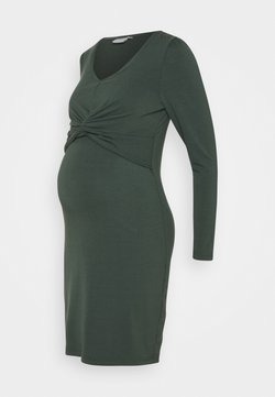 MAMALICIOUS - MLMACY JUNE DRESS - Vestido ligero - balsam green