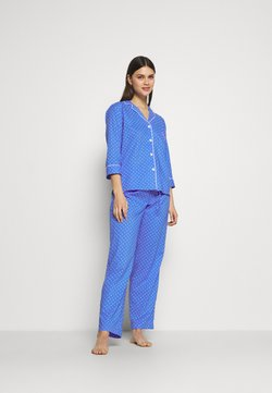 Lauren Ralph Lauren - CLASSIC - Pyjama - blue