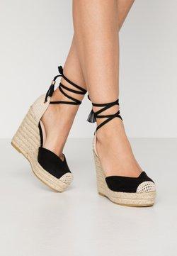 RAID - DORIAN - Sandaletter - black