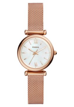 Fossil - CARLIE - Uhr - roségold-coloured