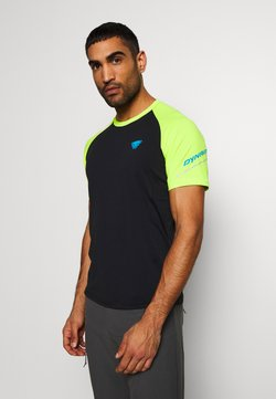 Dynafit - ALPINE PRO TEE - T-Shirt print - black