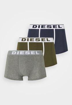 Diesel - DAMIEN 3 PACK - Shorty - green/blue/grey