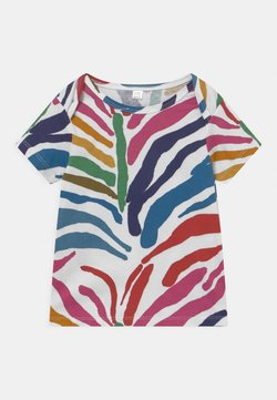 Never Fully Dressed Kids - BABIES ZEBRA TEE UNISEX - T-Shirt print - multi-coloured