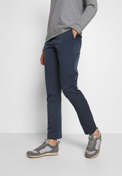 Jack Wolfskin - WINTER PANTS - Pantalones - night blue