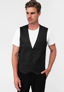 Jeff - COOLIDGE - Bodywarmer - mini herringbone