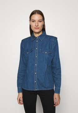 Soft Rebels - BLUEBELL - Blouse - medium blue