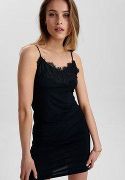 Nümph - Cocktailkleid/festliches Kleid - black