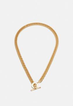Pieces - PCBARRY COMBI NECKLACE - Necklace - gold-coloured
