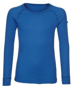 ODLO - CREW NECK WARM KIDS - Unterhemd/-shirt - olympian blue