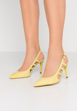 Tosca Blu - CORFU - Escarpins à talons hauts - giallo