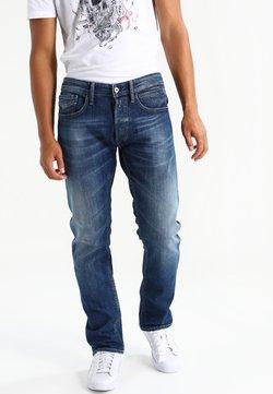 Replay - NEWBILL - Straight leg jeans - blue denim