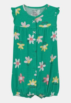 Carter's - FLORAL - Overall / Jumpsuit - green