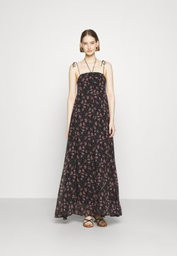 Bruuns Bazaar - ALCEA ALLY DRESS - Maxikleid - black