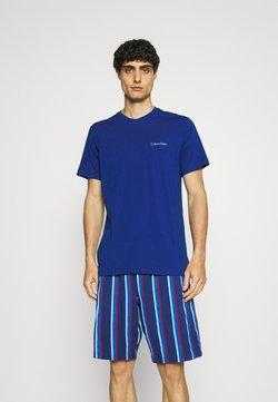 Calvin Klein Underwear - IN A BAG SHORT - Nachtwäsche Set - blue