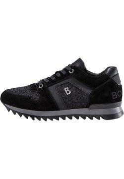 Bogner - Sneaker low - anthrazit/schwarz