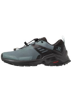 Salomon - X RAISE - Hikingschuh - stormy weather/black/lead