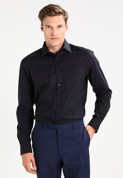 OLYMP Luxor - NEW KENT - Camicia elegante - schwarz