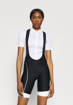 ONLY Play - ONPPERFORMANCE BIKE BIB - Tights - black/whisper white