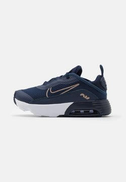 Nike Sportswear - AIR MAX 2090 UNISEX - Baskets basses - midnight navy/metallic red bronze
