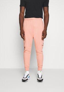 Nike Sportswear - PANT CARGO - Jogginghose - pink quartz