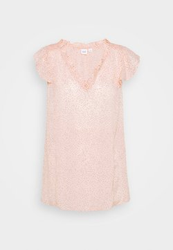 Gap Tall - Bluse - chalk pink