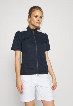 Cross Sportswear - WOMENS WIND JACKET - Chaqueta softshell - navy