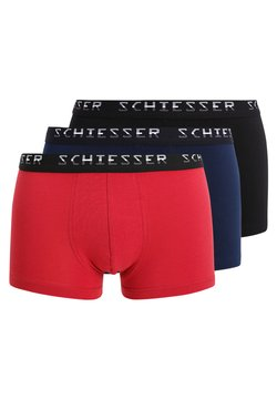 Schiesser - HIP-SHORTS 3 PACK - Shorty - black