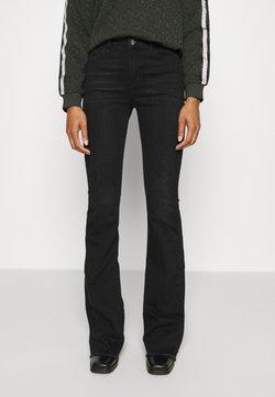 Liu Jo Jeans - BEAT  - Bootcut-farkut - black