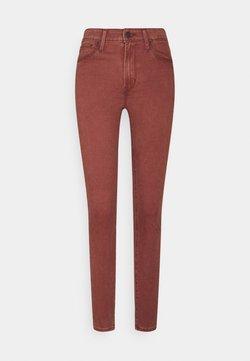 Levi's® - 721 HIGH RISE SKINNY - Jeans Skinny Fit - mahogany
