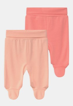 Jacky Baby - GIRLS 2 PACK - Pantaloni - light pink/pink