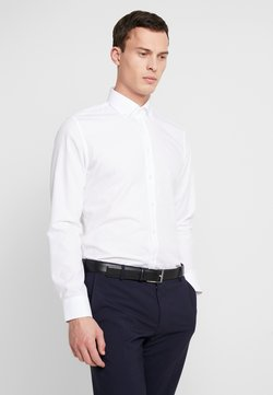 Seidensticker - BUTTON DOWN SLIM FIT - Camicia elegante - white