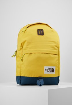 The North Face - DAYPACK - Sac à dos - yellow/blue/teal