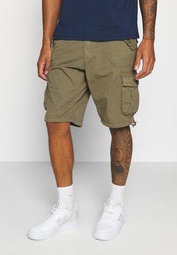 Brave Soul - Pantalones cargo - khaki