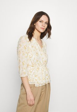 Notes du Nord - TRACY - Bluse - white