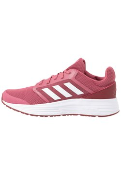adidas Performance - GALAXY 5 - Zapatillas de running neutras - trace maroon/footwear white/red