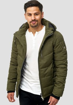 INDICODE JEANS - CIRCUS - Winterjacke - army