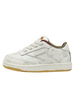 Reebok Classic - CLUB C 85 KUNG FU PANDA - Sneakers laag - white