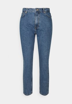 ONLY Petite - ONLJAGGER LIFE MOM - Jeans relaxed fit - medium blue denim