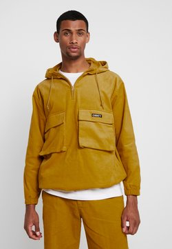 Obey Clothing - SHINER ANORAK - Windbreaker - golden palm