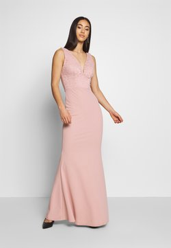 WAL G. - MAXI DRESS - Gallakjole - blush