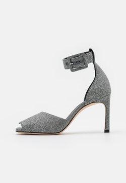 Sportmax - ELIDE - Sandals - silver