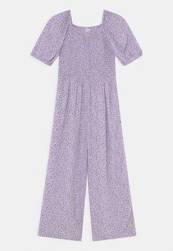 Lindex - GISEL - Overall / Jumpsuit /Buksedragter - light lilac