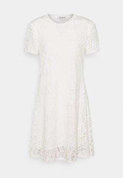Desigual - Vestido ligero - white