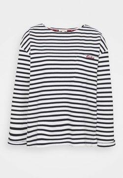 Barbour - SHOREWARD - T-shirt à manches longues - cloud