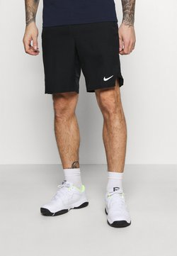 Nike Performance - Träningsshorts - black/white