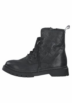 Tamaris - Bottines à lacets - black