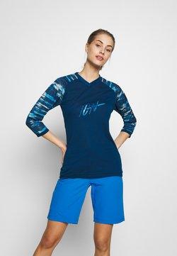 ION - TEE SCRUB - Funktionsshirt - ocean blue