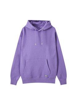 PULL&BEAR - Kapuzenpullover - purple
